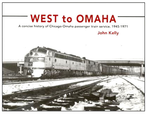 West to Omaha, A concise history of Chicago-Omaha passenger train service; 1945-1971