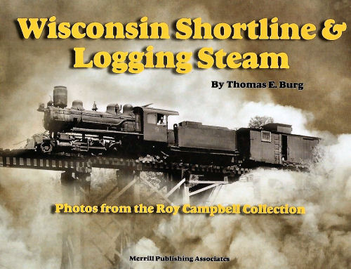 Wisconsin Shortline & Logging Steam