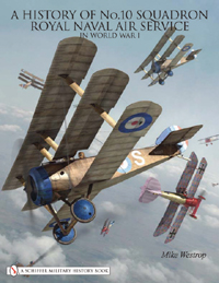 A History of No. 10 Squadron: RNAS Service in World War I