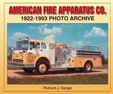 American Fire Apparatus Co. 1922-1993 Photo Archive