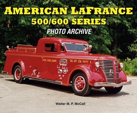 American LaFrance 500/600 Photo Archive