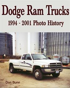 Dodge Ram Trucks 1994-2001 Photo History