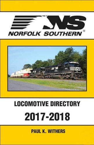 Norfolk Southern Locomotive Directory 2017 - 2018