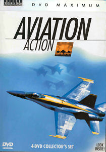 AVIATION ACTION DVD 4 DVD BOXED SET