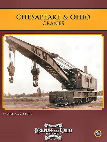 Chesapeake & Ohio Steam Wreck Cranes