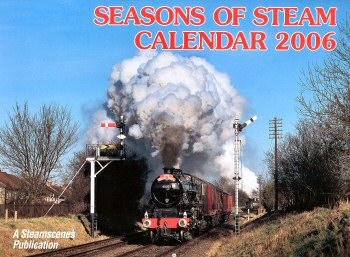 2006 - Seasons of Steam Calendar - Steamscenes